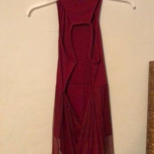 Dresses - Adult party dress never worn